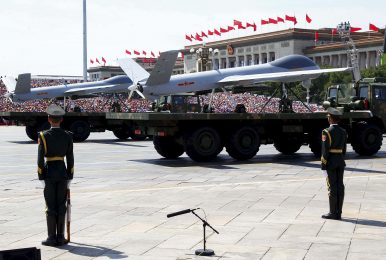 Hybrid Warriors:China's Unmanned, Guerrilla-Style Warfare in Asia's Littorals