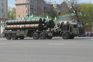 Russia Starts Delivery of S-400 Missile Defense Systems to China