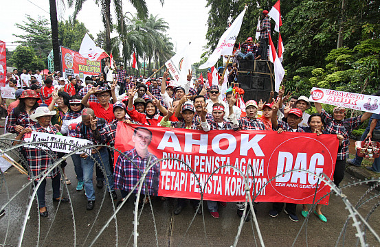 The Trouble With Indonesia's Ahok Test