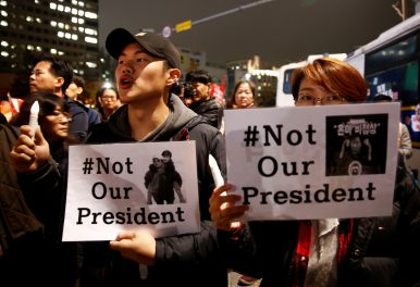 South Korea's Dangerous Leadership Vacuum