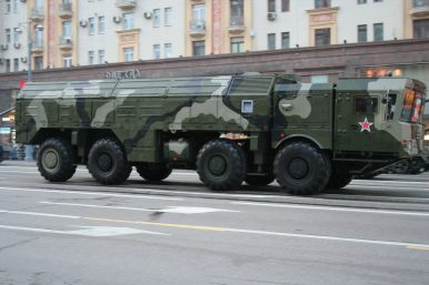 Russia's Army Retroffited With New Nuclear-Capable Ballistic Missile System