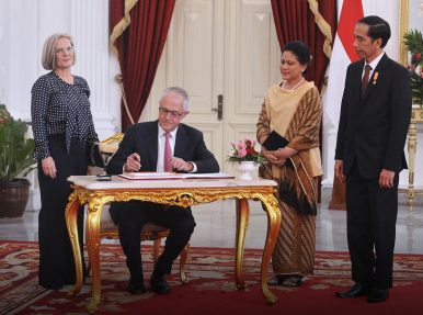 Free Trade Push: Australia, Indonesia Eye Deal