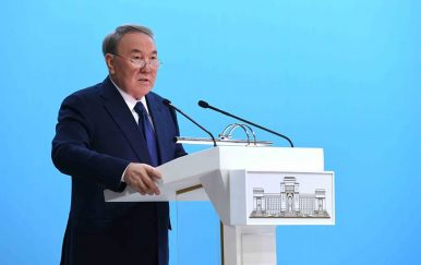 Kazakhstan's Anti-Corruption Drive Turns Against Opposition