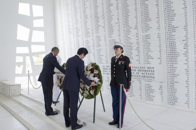 Pearl Harbor, Hiroshima, Iwo Jima: The Pacific War and US-Japan Reconciliation