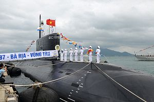 'Black Holes' in the South China Sea: Vietnam Commissions 2 New Attack Submarines