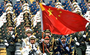 China Slows the Pace on Its Defense Spending Growth in 2017
