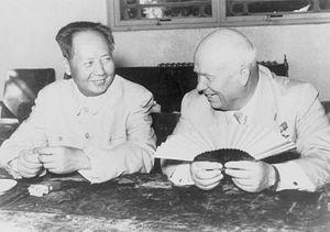 Was the Sino-Soviet Split Borne of Ideology or Geostrategic Consideration?