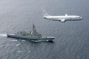 Australia Deploys P-8A Poseidon to Japan to Enforce North Korea Sanctions