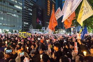 South Korean Constitutional Court Unanimously Upholds Park Geun-hye Impeachment