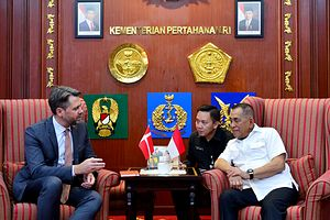 Indonesia, Denmark Mull Deeper Defense Ties