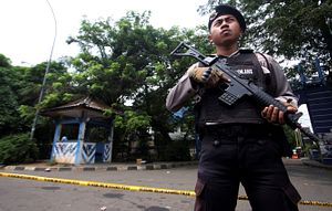 Indonesia and the Islamic State Threat