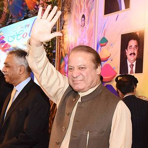 Nawaz Sharif's Historic Holi Address