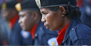 The Key to Successful Elections in Timor-Leste: Professional Security Forces