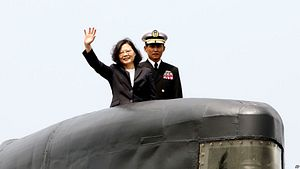 India, Japan to Submit Design Proposals for Taiwan's New Indigenous Submarine