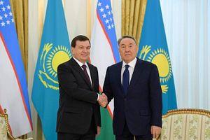 Uzbek and Kazakh Leaders Seek Greater Investment