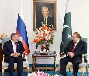 Pakistan Gets Closer to One of Russia's Muslim Republics