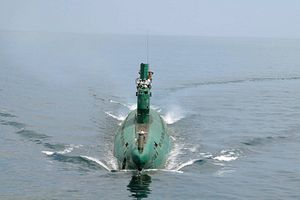 North Korea's Most Important Submarine Base