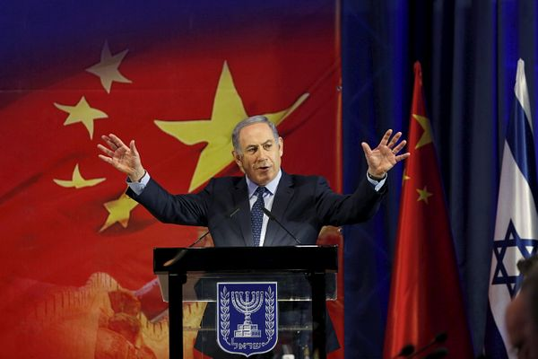 Israel and China a 'Marriage Made in Heaven,' Says Netanyahu