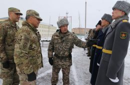 In 2017, What Does CENTCOM Care About in Central Asia?