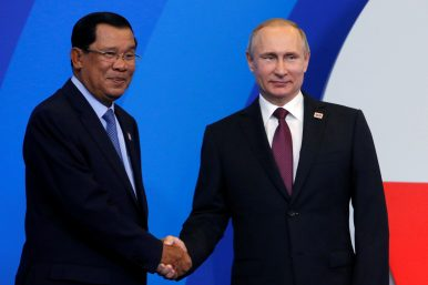 Unlikely Partners: Cambodia and the Eurasian Economic Union