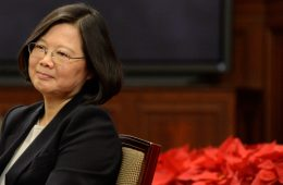 On Taiwan, the Honeymoon Is Over