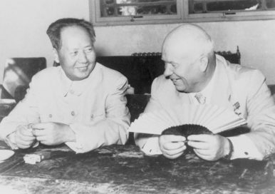 Was the Sino-Soviet Split Borne of Ideology or Geostrategic Consideration?