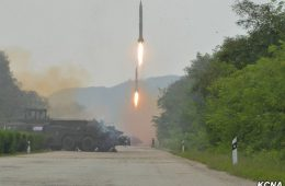 North Korea Launches Multiple Ballistic Missiles, With 3 Splashing Down in Japan's EEZ