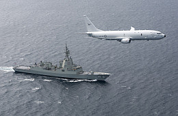 Australia Deploys P-8A Poseidon to Japan to Enforce North Korea Sanctions