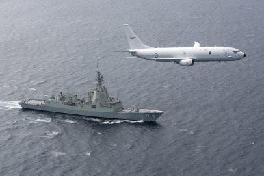 Australia's Deadliest Destroyer Completes Sea Acceptance Trials