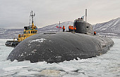 Russia's Pacific Fleet to Upgrade 4 Nuclear Subs With Supersonic Cruise Missiles By 2021