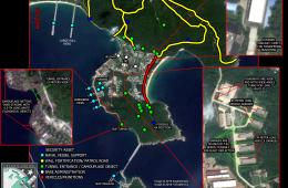 A Closer Look at China's Critical South China Sea Submarine Base