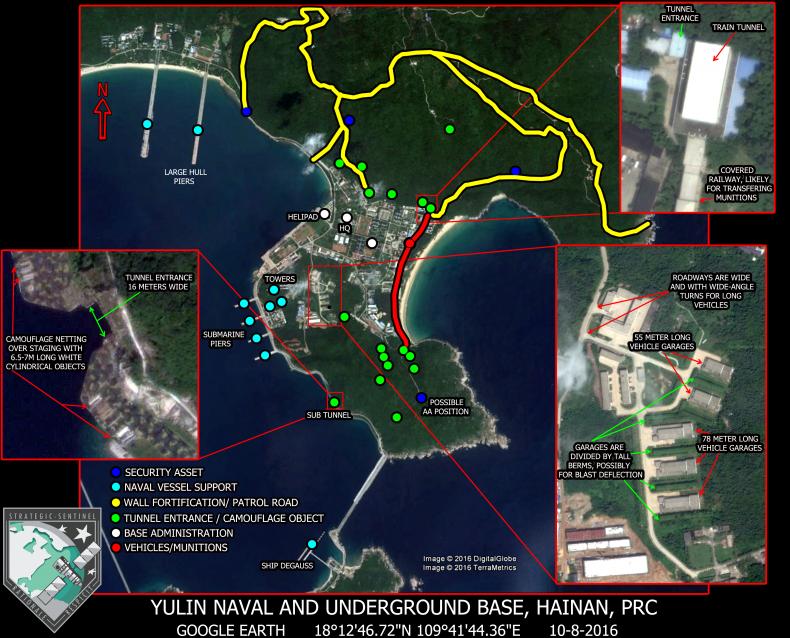 """""""Важнейшая военно-морская база в Южно-китайском море"""""""