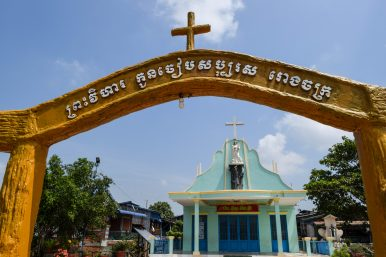 Cambodia, Catholicism, and Cauliflower