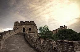 China's 'Great Wall': Conquering the World With Cinema