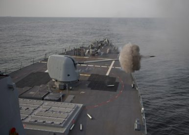 US, Japan, ROK Hold Joint Missile Drill