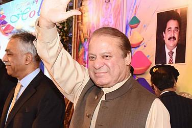Nawaz Sharif's Historic Holi Address