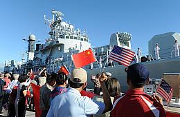 Sebastian Rosato on the US-China 'Collision Course'
