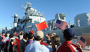 Sebastian Rosato on the US-China 'Collision Course'