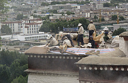 China's Urbancide in Tibet