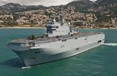 France to Dispatch <em>Mistral</em> Amphibious Assault Ship for Exercise in Western Pacific