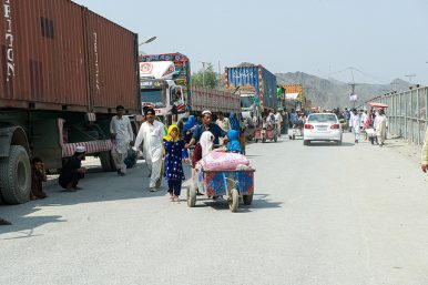 A Counterproductive Afghan-Pakistan Border Closure