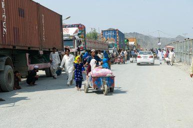 A Counterproductive Afghan-Pakistan Border Closure