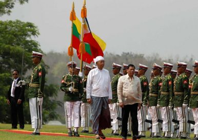 What Did the Philippines' Duterte Achieve During His Myanmar Trip?