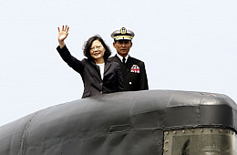 US Grants Licenses to Help Taiwan Build Fleet of Attack Subs