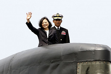 Trump Must Boost Taiwan Arms Sales Now