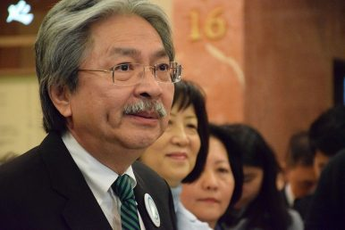 Hong Kong's Democrats and the Chief Executive Election: Selecting a Lesser Evil?
