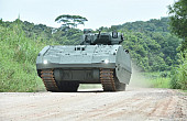 Singapore Military Moves Closer to New Armored Fighting Vehicle