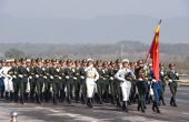 A First: Chinese Honor Guard Marches in Pakistan Republic Day Parade
