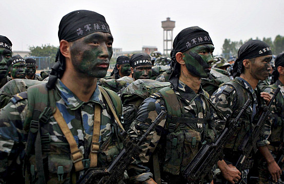 Vietnam Is the Chinese Military's Preferred Warm-Up Fight