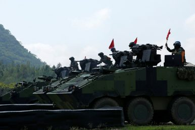 What Happens After China Invades Taiwan?